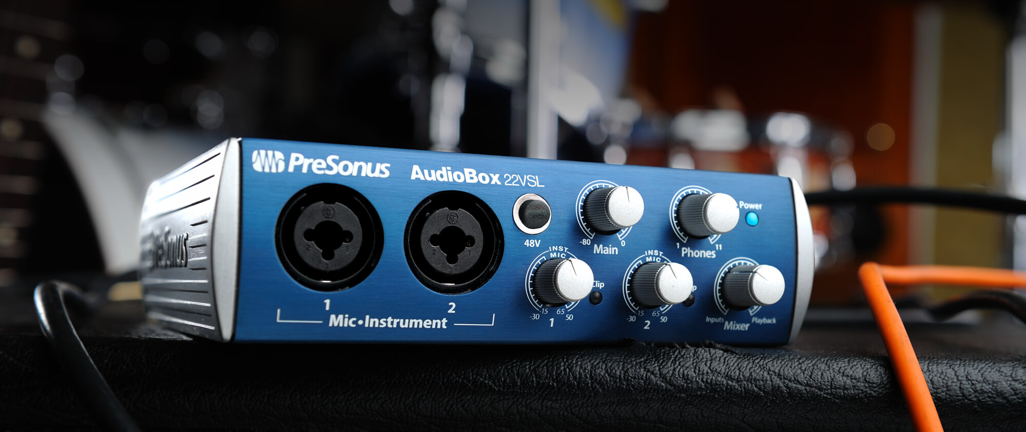 Audiobox usb   presonus.