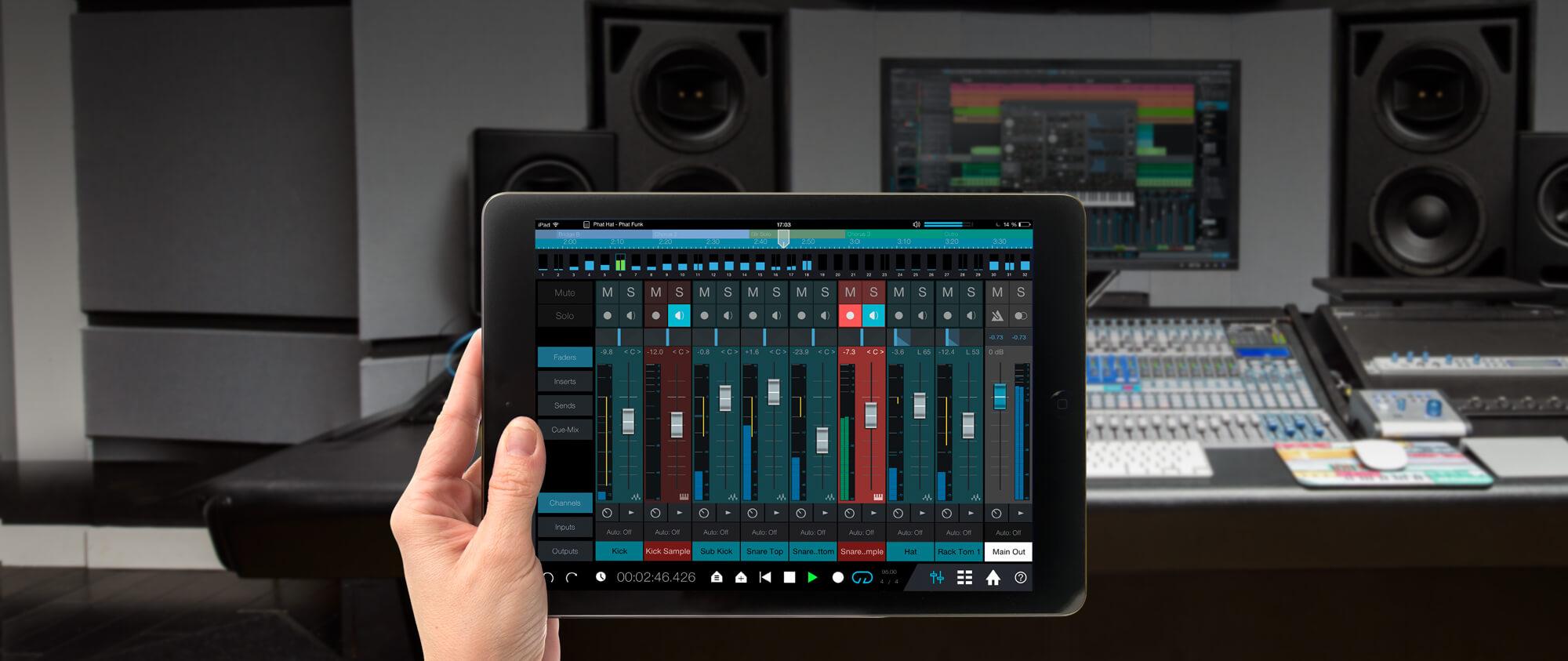 Studio One Remote | PreSonus