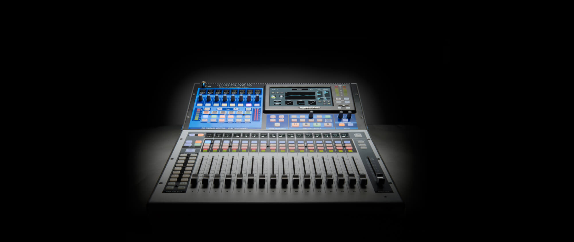 Studiolive 16 Presonus Usb Dac Headphone Amp With Easy To Use Digital Volume Control Ebay