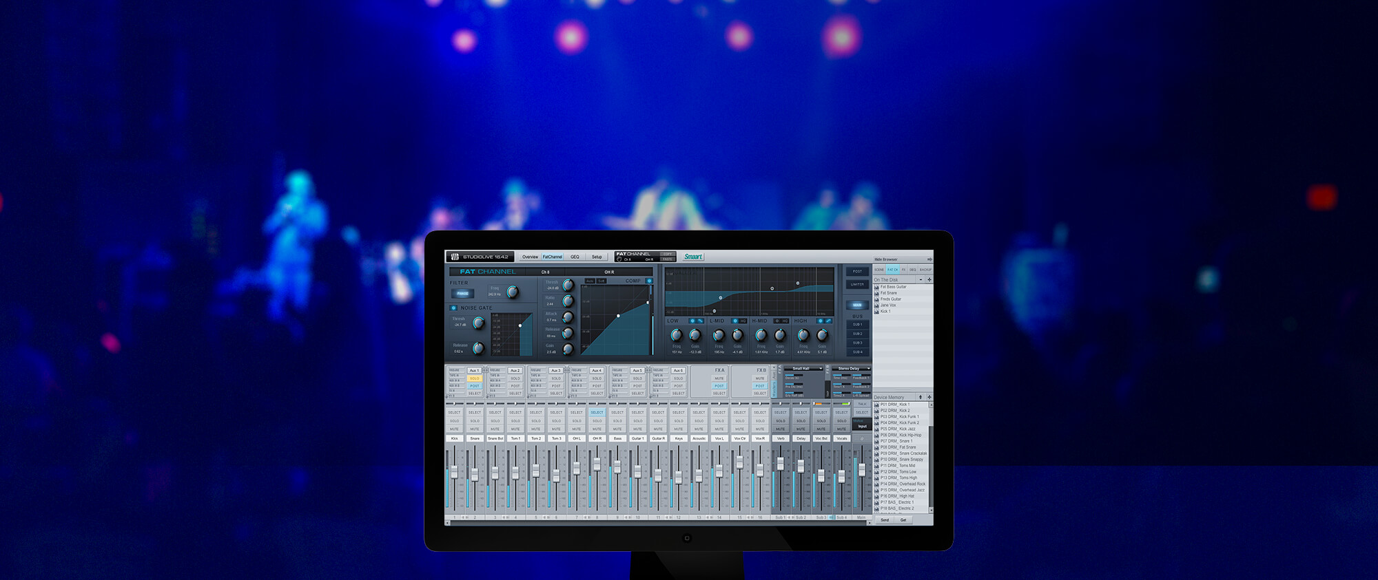 Virtual StudioLive | Downloads | PreSonus
