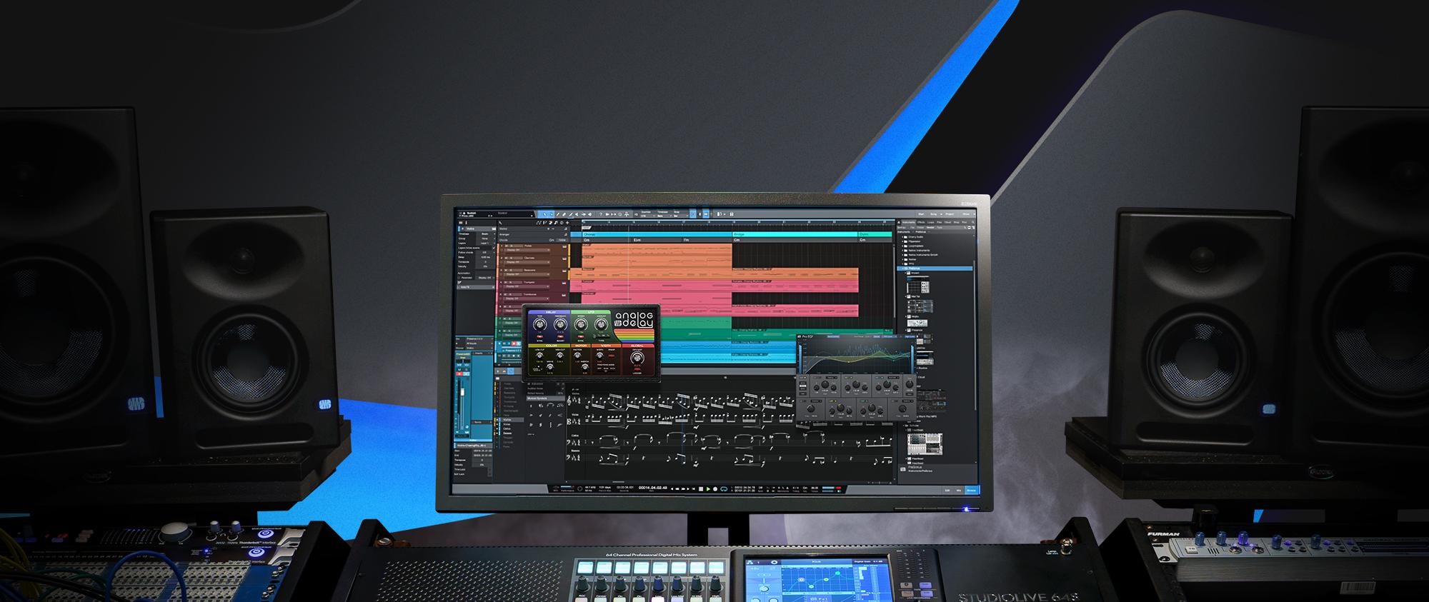 Studio One | PreSonus