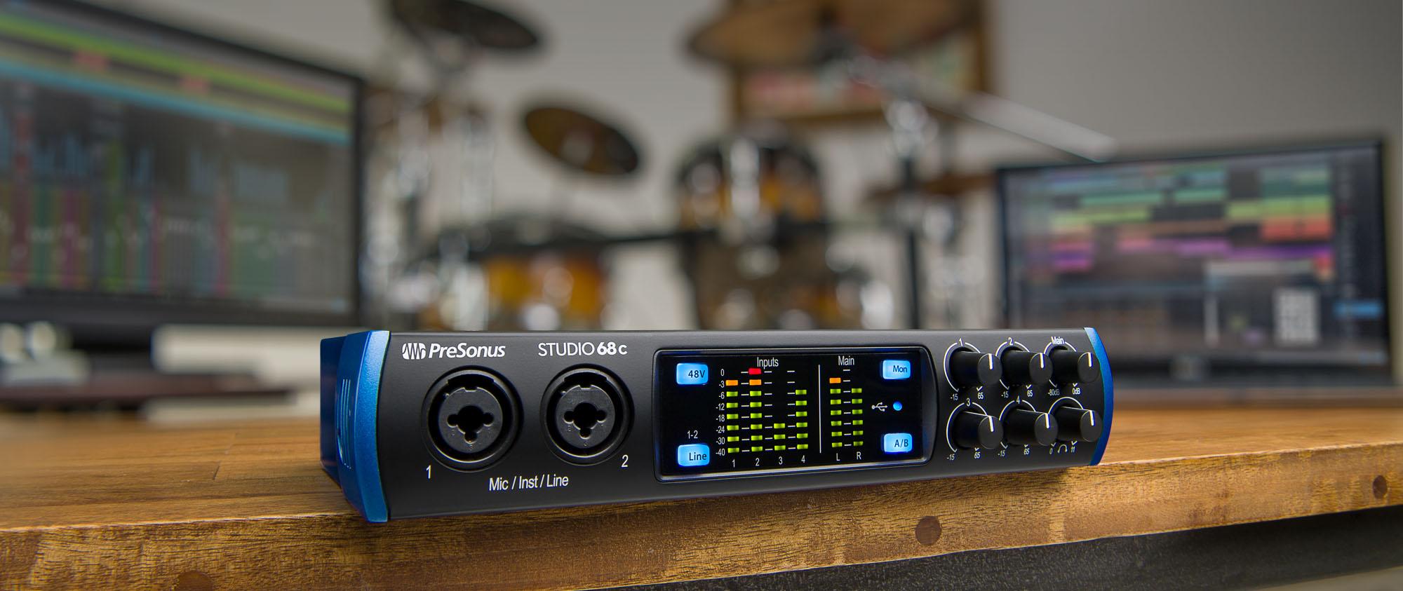 Studio 68c | PreSonus