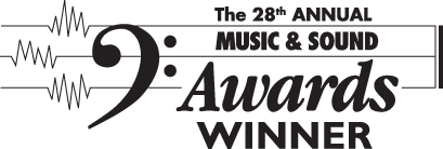 Music & Sound Retailer Readers' Choice 2014 Logo