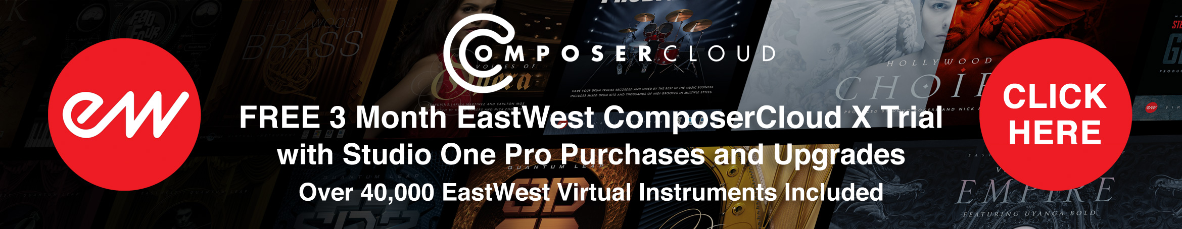 Eastwest Composercloud 3 months