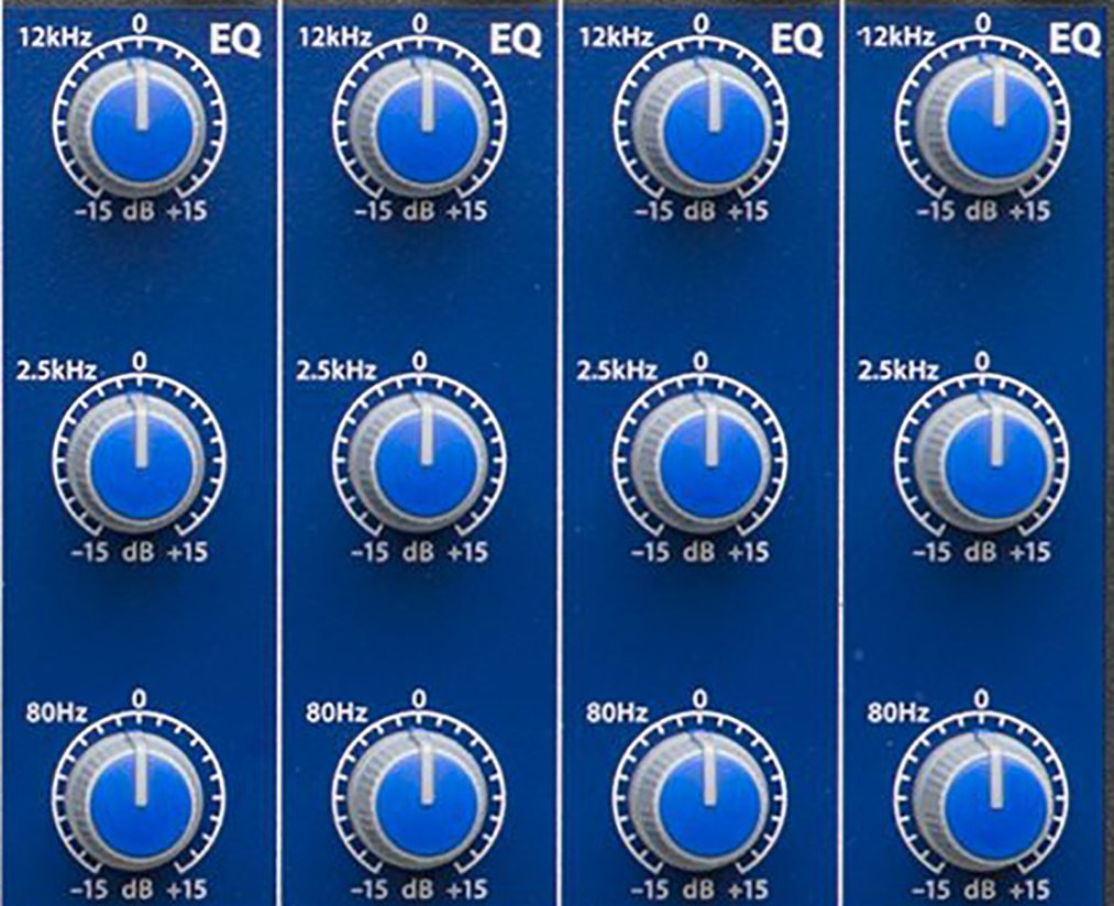 What Is A Parametric Eq Presonus 221510 Band Stereo Graphic Equaliser