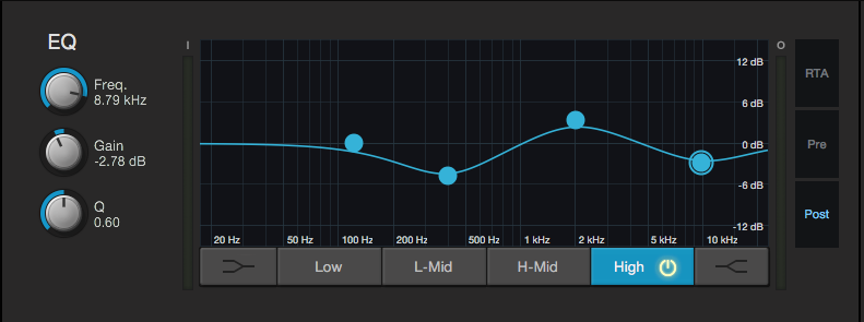 What is a Parametric EQ? | PreSonus