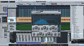 PreSonus Studio One 2 Song page