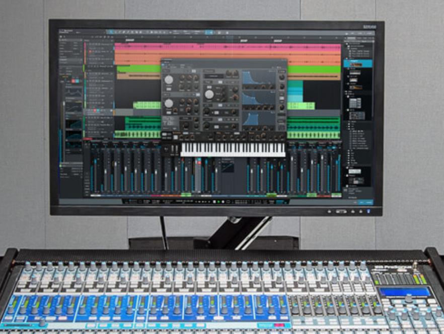 How To Set Up A Home Recording Studio Presonus