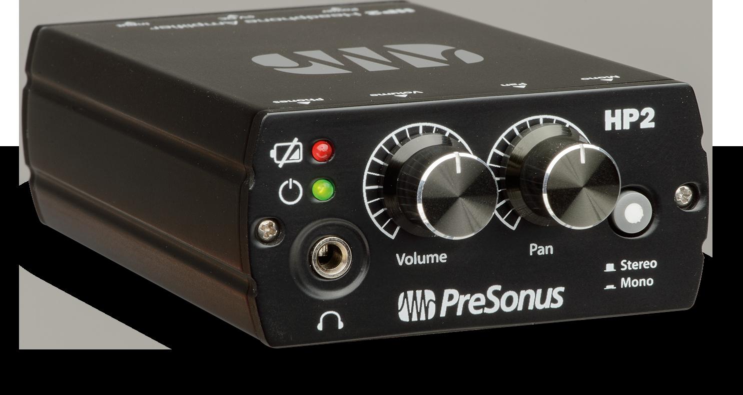 Selecting a Monitor Mixing System   PreSonus