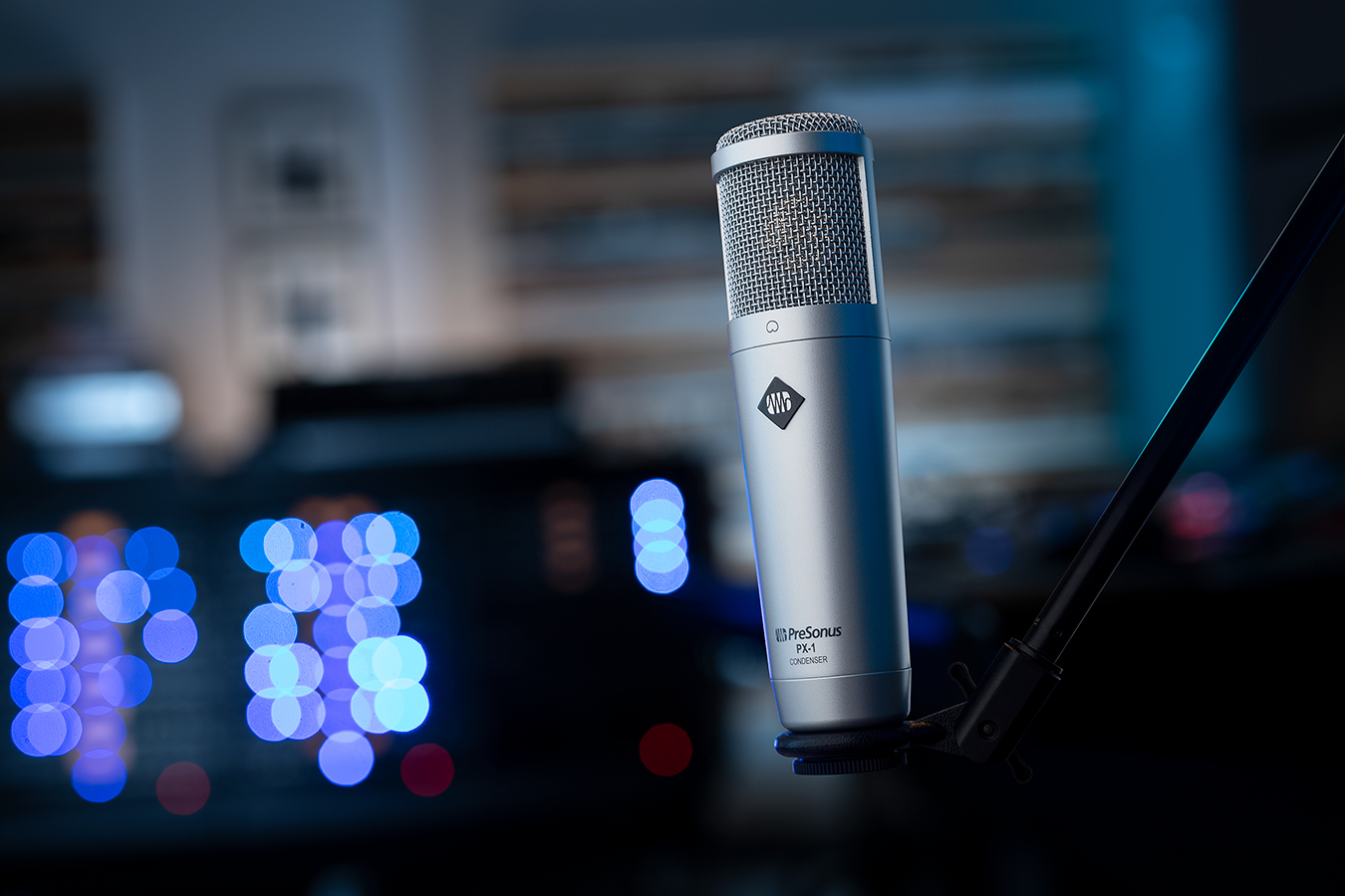 What is a Condenser Microphone?   PreSonus