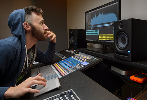 if you want to record quality sound, you need to hear what you are doing   if you want your mixes to translate well on any playback system, you need a  pair