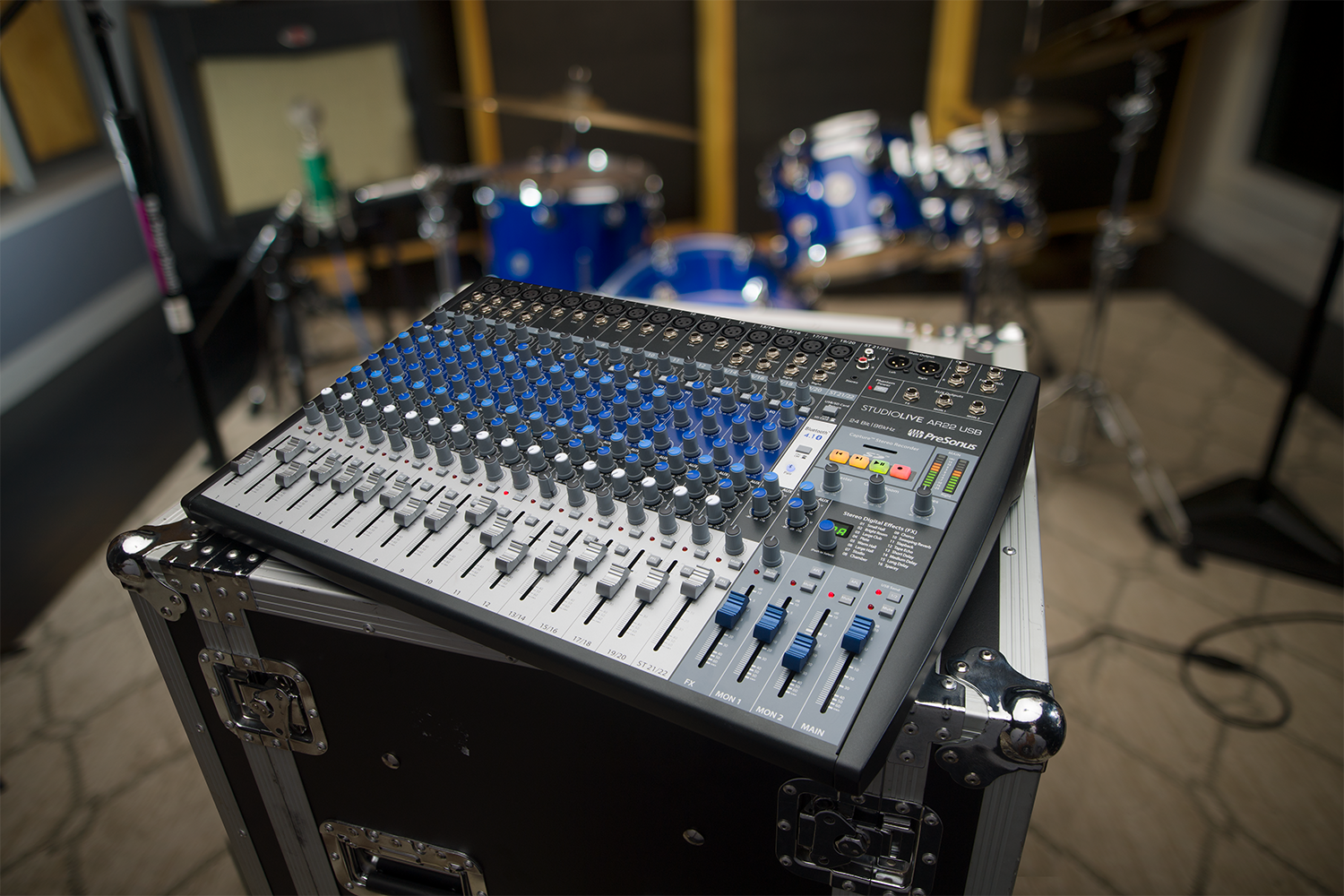 How To Set Up A Rehearsal Space Presonus