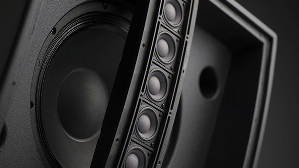 PreSonus CDL12 closeup view.