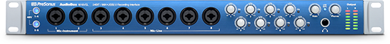 PreSonus AudioBox 1818VSL.