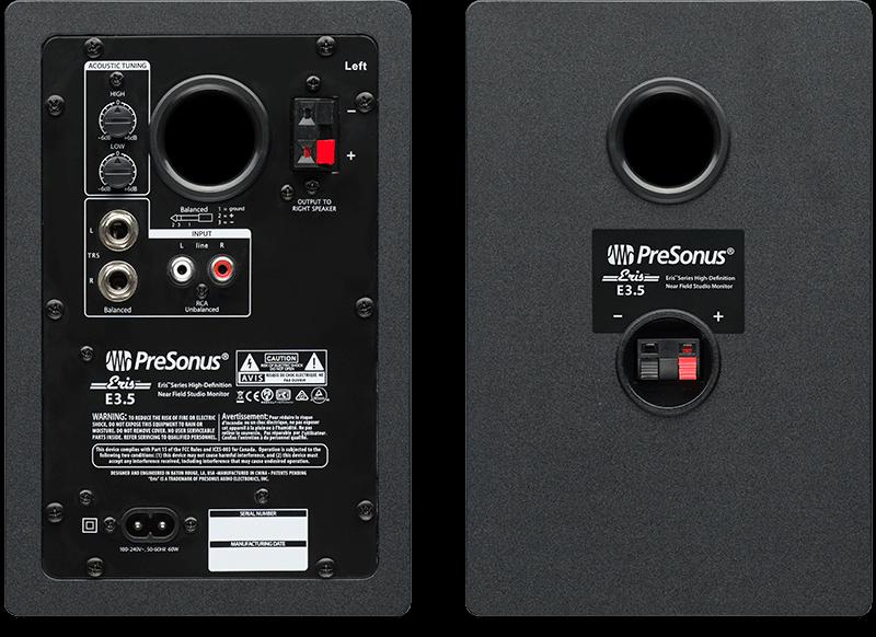 Eris E3.5 rear view. Click for larger image.
