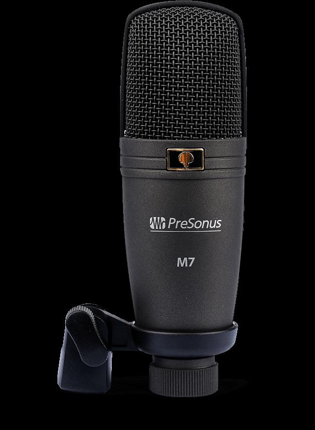 PreSonus M7. Click for larger image.