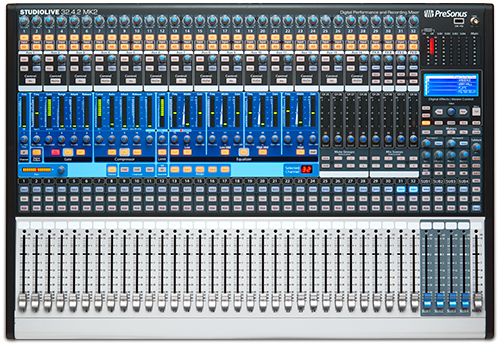 Presonus 32 Channel Digital Mixer PreSonus Announces StudioLive AI-Series Digital Mixers ...