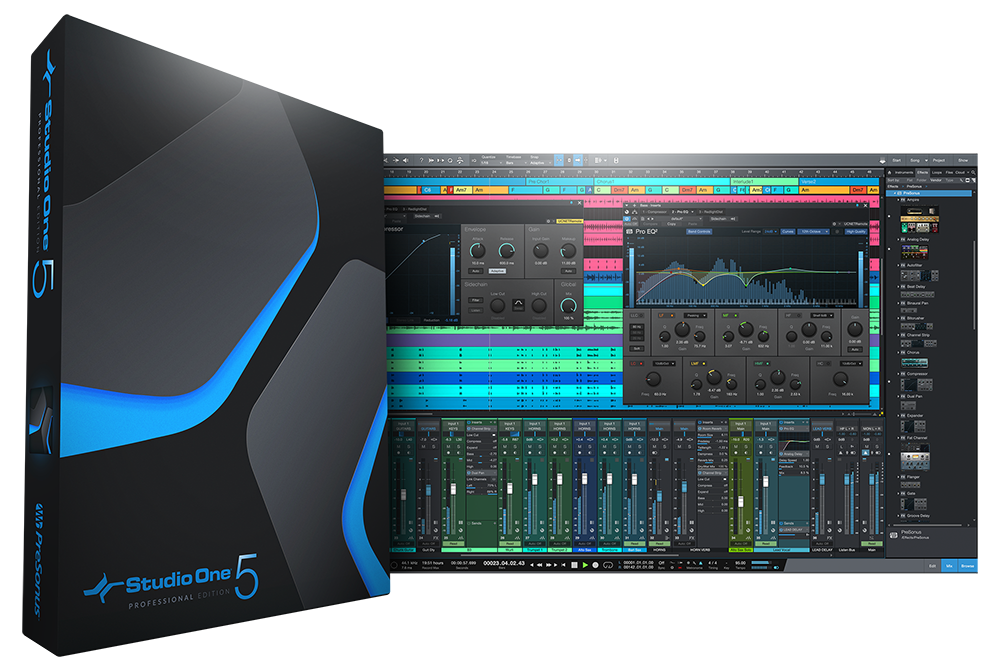 Downloads | PreSonus