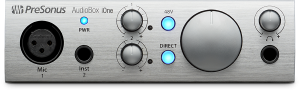 Refurbished - Audiobox iOne  - Platinum product image thumbnail