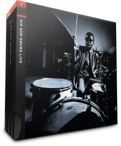 Spark - Hip-Hop Drums Live  product image thumbnail