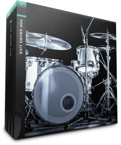 Spark - Pop Drums Live product image thumbnail