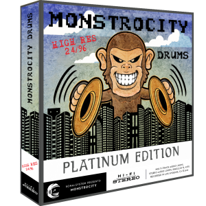 SonalSystem - MonstroCity Drums - Hi Res - Platinum product image thumbnail