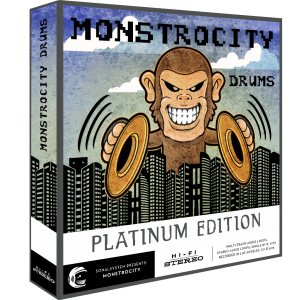 SonalSystem - MonstroCity Drums - Platinum product image thumbnail