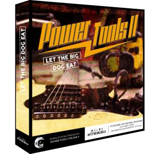 SonalSystem - Power Tools II 06 - Let The Big Dog Eat product image thumbnail