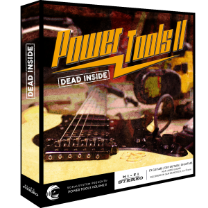 SonalSystem - Power Tools II 01 - Dead Inside product image thumbnail