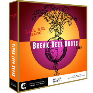 SonalSystem - Break Beet Roots - Hi Res - Gold product image thumbnail