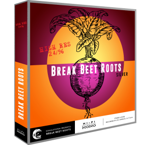 SonalSystem - Break Beet Roots - Hi Res - Silver product image thumbnail