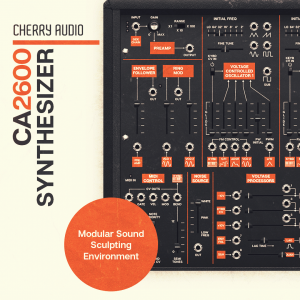 Cherry Audio - CA2600 product image thumbnail