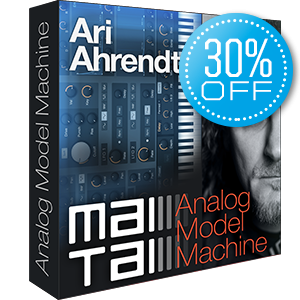 Thumbnail for Ari Ahrendt - Analog Model Machine