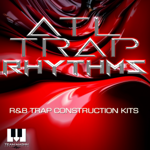 Team Mashn Sound Design - ATL Trap Rhythms product image thumbnail