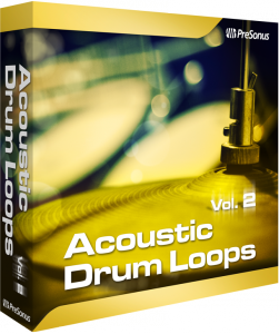 Acoustic Drum Loops Vol. 2 - Stereo product image thumbnail