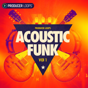 Producer Loops - Acoustic Funk Vol 1 product image thumbnail