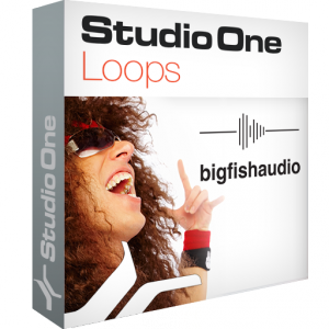 Big Fish Audio - Studio One Loops product image thumbnail