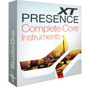 Presence XT - Complete Core Instruments product image thumbnail