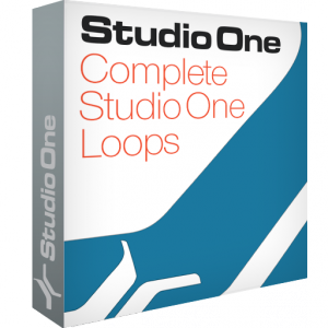 Complete Studio One v3 Loops product image thumbnail