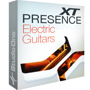 Presence XT - Electric Guitars product image thumbnail
