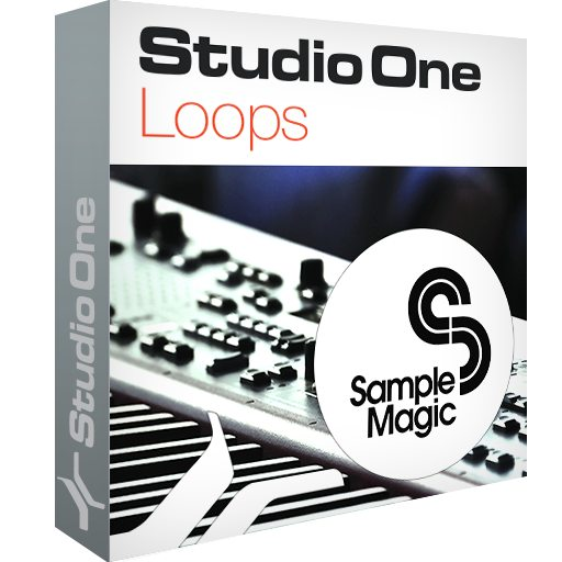Sample Magic - Studio One Loops *