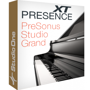 Thumbnail for Presence XT - PreSonus Studio Grand