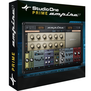 Studio One Prime - Ampire XT Extension product image thumbnail