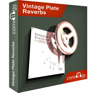 Convology - Vintage Plate Reverbs product image thumbnail