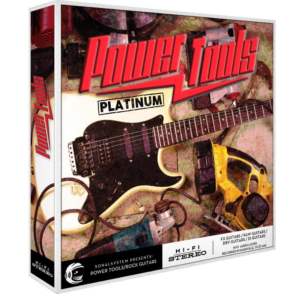 SonalSystem - Power Tools - Hard Rock Guitars Platinum