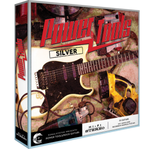 SonalSystem - Power Tools - Hard Rock Guitars Silver product image thumbnail