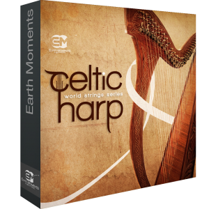 EarthMoments - World String Series - Celtic Harp Bundle product image thumbnail