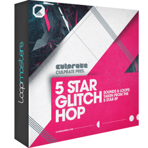 Loopmasters - Culprate - 5 Star Glitch Hop product image thumbnail