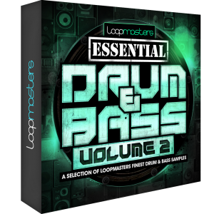 Loopmasters - Essential Drum and Bass: Volume 2 product image thumbnail