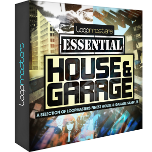 Loopmasters - Essential House and Garage product image thumbnail